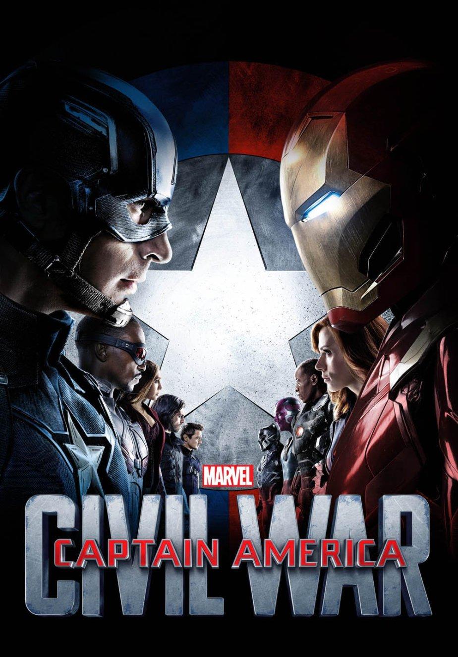 Captain America : CivilWar