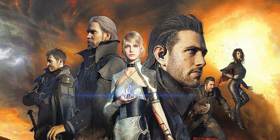 Kingsglaive: Final FantasyXV