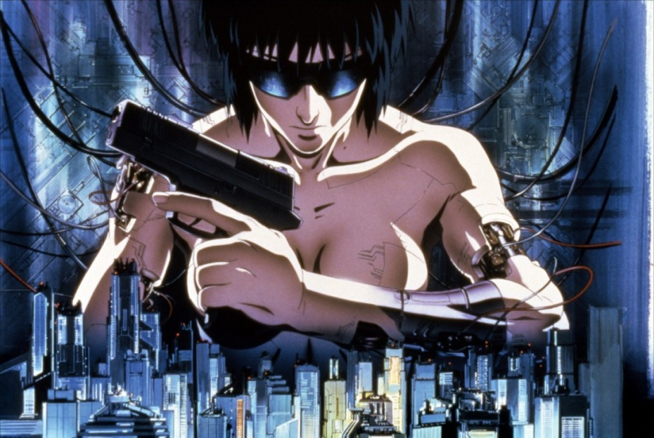 Ghost in the Shell(1995)