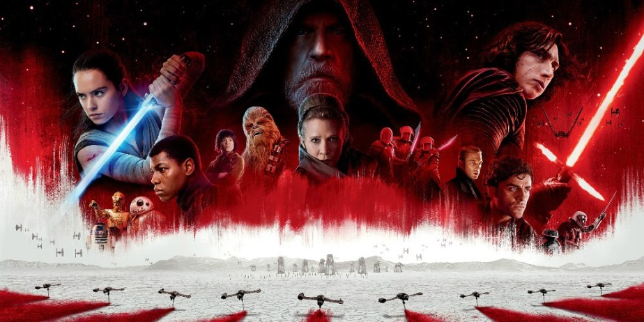 Star Wars Episode VIII : The Last Jedi